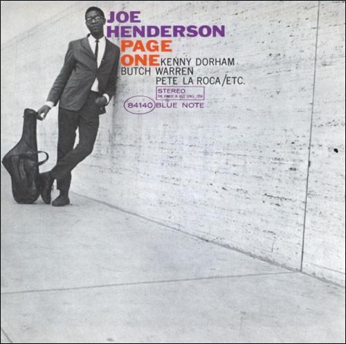 Joe_Henderson_Page_One