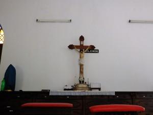 磔のキリスト像、聖トーマス大聖堂、チェンナイ