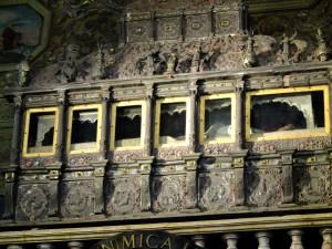 ザビエルの聖体、ボン=ジェズ教会、オールドゴア、ゴア