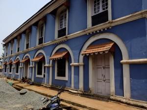 青い家、パナジ、ゴア