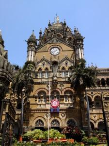 ヴィクトリア駅、ムンバイ