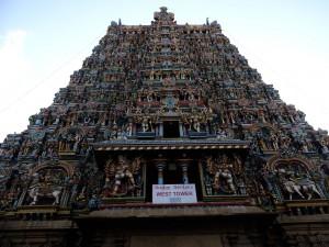 ヒンドゥー寺院、マドゥライ