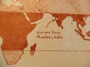I was here,Mumbai,India