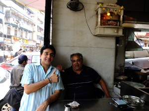 Pancham Puriwala経営者兄弟、ムンバイ