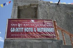 GaSkyit GuestHouse,Padum