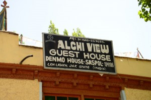 Alchi View Guest House、サスポル