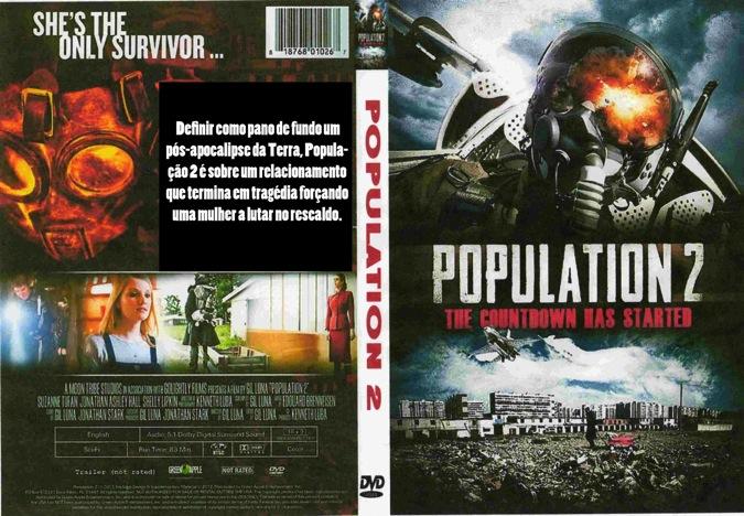 Z級映画を探して。『スカイ・アタック/Population 2』レビュー