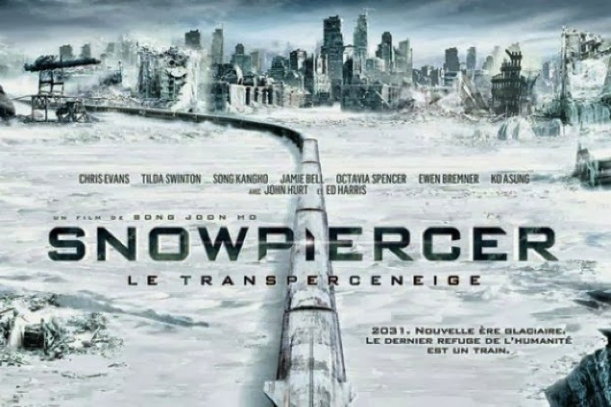 【映画】『スノーピアサー/Snowpiercer』レビュー