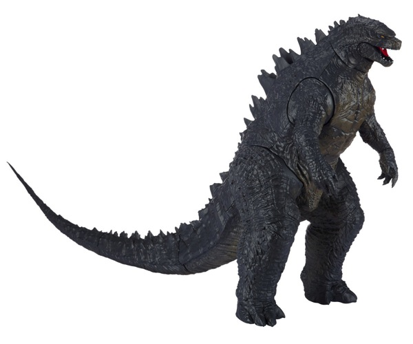 Godzilla hd toy look