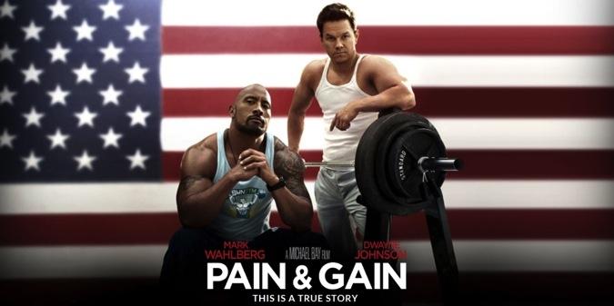【日本未公開映画】『ペイン&ゲイン/Pain&Gain』レビュー