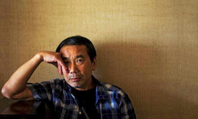 Haruki Murakami 007