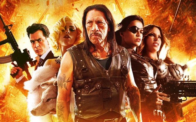 Machete kills 2013 movie wide