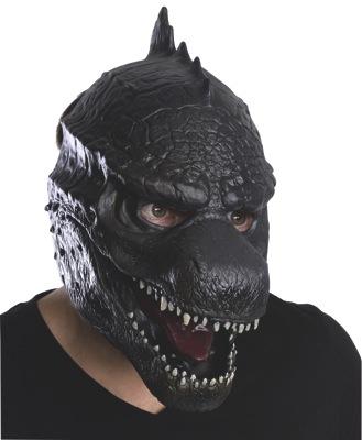Rubies Godzilla Adult 3Quarter Mask