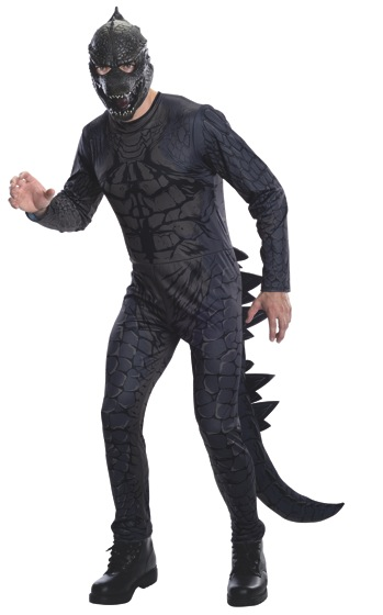 Rubies Godzilla Costume Front PA