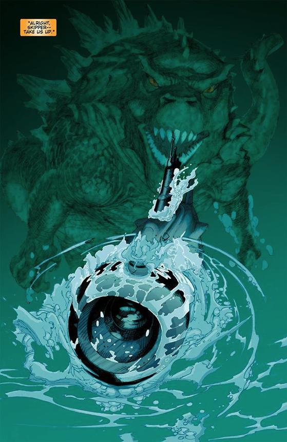 2014年版『ゴジラ』未公開シーンを含む最新インタビュー映像が公開!【2014/05/08】