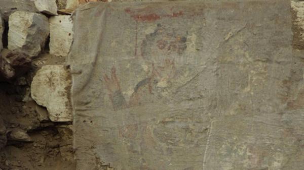 イエス・キリストの最初期の絵画がエジプトで発見される。