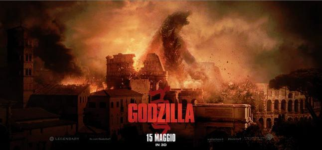 2014年版『ゴジラ』の前日譚となるコミック『Godzilla : Awakening(覚醒)』の絵が判明!