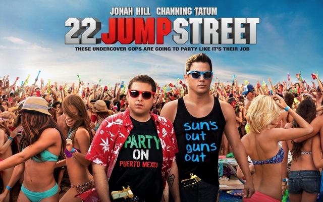 【映画】チャニング・テイタム主演『22ジャンプストリート』レビュー ※後半にネタバレあり