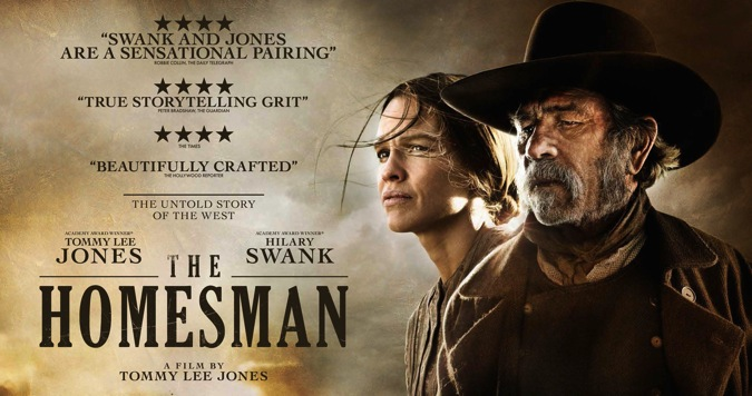 The Homesman quad