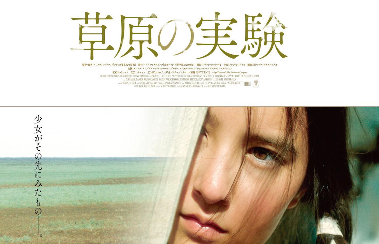映画『草原の実験』レビュー(ネタバレページあり)