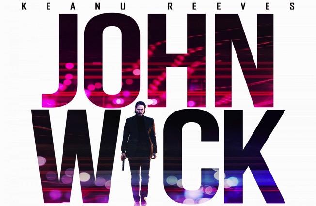 John Wick New Poster  1