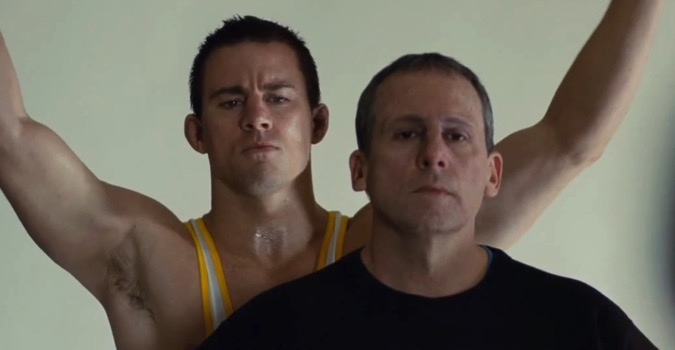 Foxcatcher channing tatum steve carell 1