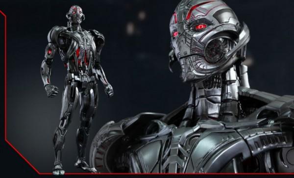 『アベンジャーズ』に登場するウルトロンの姿が1/6フィギュアで再現!こいつは強いわ。