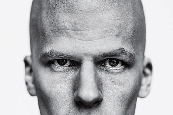 Batman v Superman Dawn of Justice Jesse Eisenberg Lex Luthor