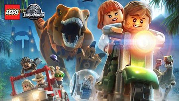 ゲーム版『LEGO ジュラシック・ワールド』の予告編が公開!
