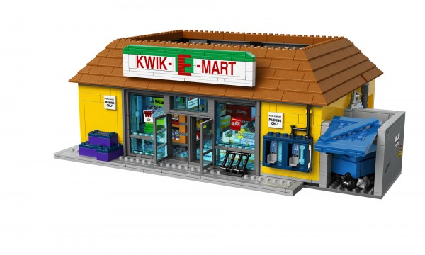 レゴから『シンプソンズ』の「クイックEマート」が発売へ!