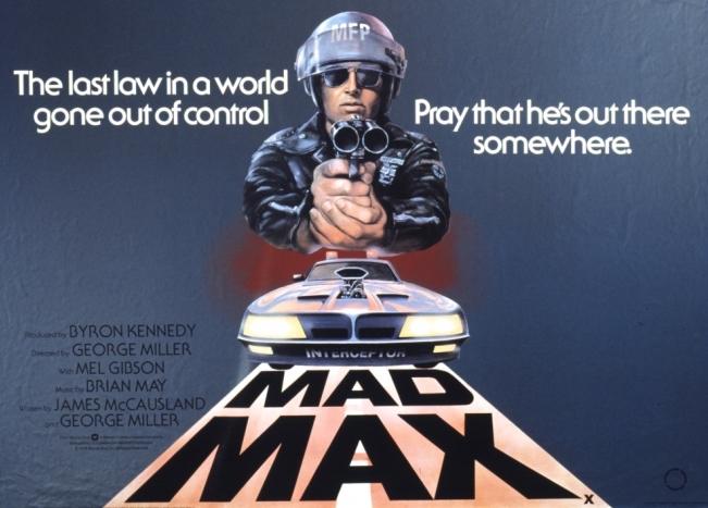 【映画】1979年公開『マッドマックス』レビュー