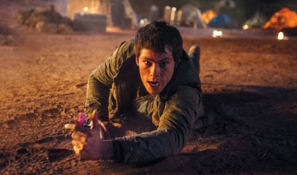 Maze runner the scorch trials dylan obrien 600x399