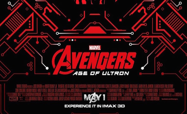 Avengers Age of Ultron IMAX Poster 003