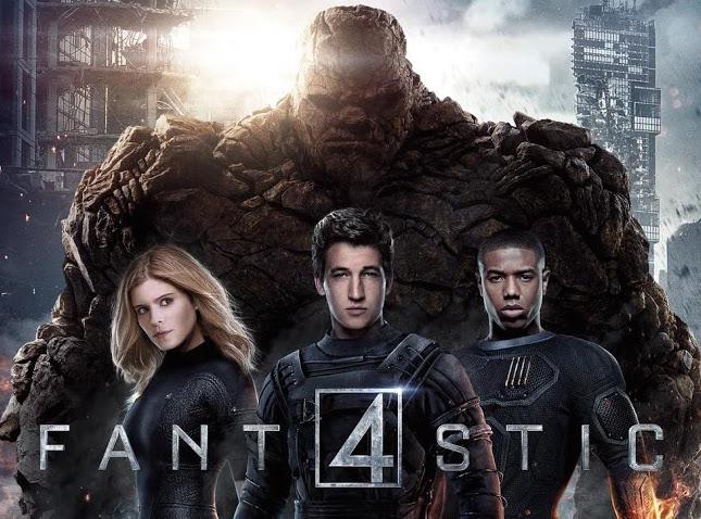 Fantastic Four Josh Trank Poster