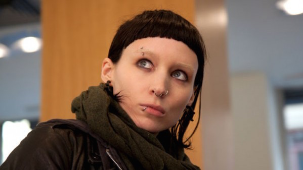 The girl with the dragon tattoo image rooney mara 600x450