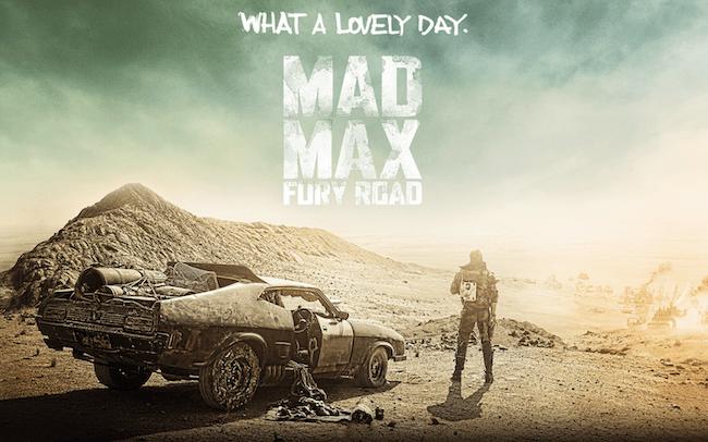 映画レビュー|『マッドマックス 怒りのデス・ロード』-こんな空っぽの世の中だ、地獄めぐりのほかに何がある?