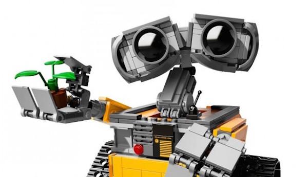 これは買い!ピクサー『ウォーリー』のレゴが発売へ!