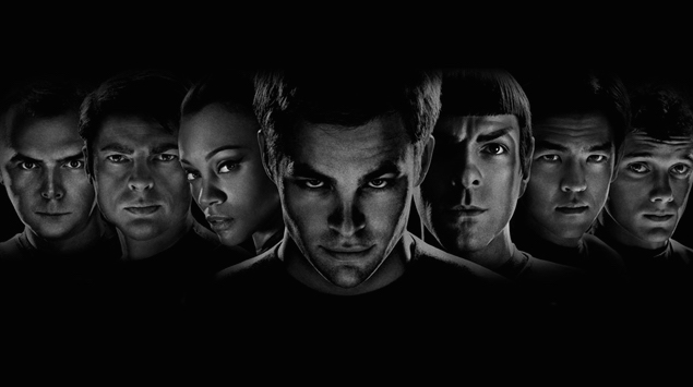 Star trek new movie promo photos