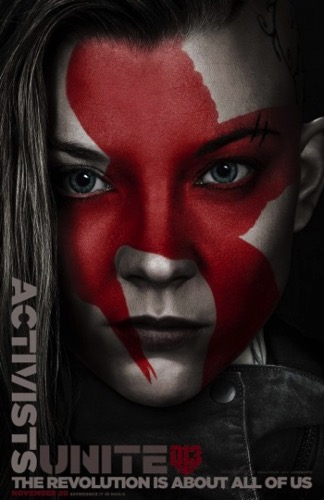The hunger games mockingjay part 2 poster cressida 389x600