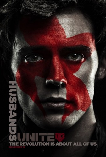 The hunger games mockingjay part 2 poster finnick 405x600