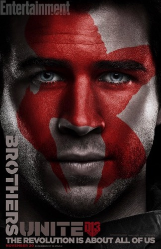 The hunger games mockingjay part 2 poster gale 389x600