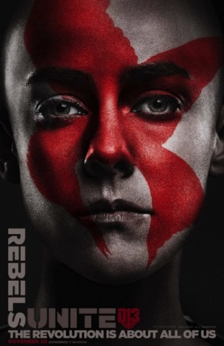 The hunger games mockingjay part 2 poster johanna 389x600