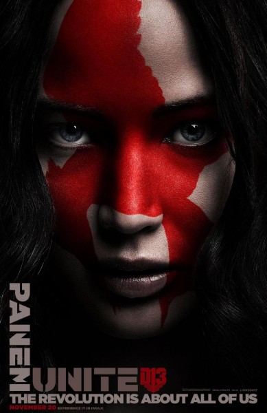 The hunger games mockingjay part 2 poster katniss 389x600