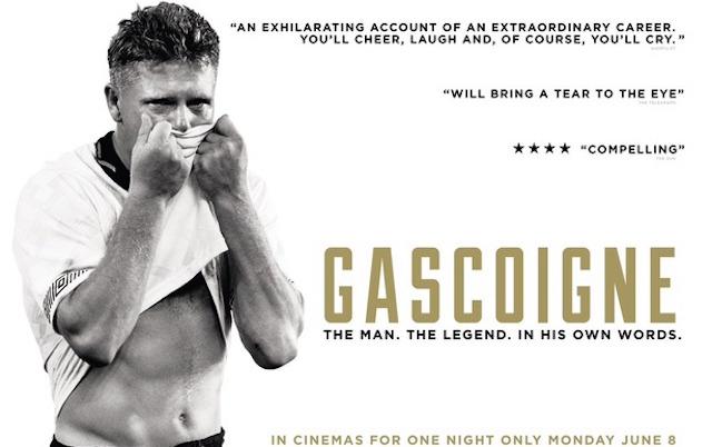 Movies gascoigne poster