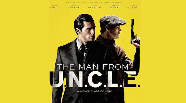 The man from u n c l e 2015 poster wallpapers