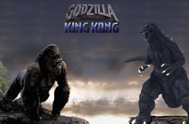 【重要】『ゴジラ対キングコング』の大一番がハリウッドで実現へ!!