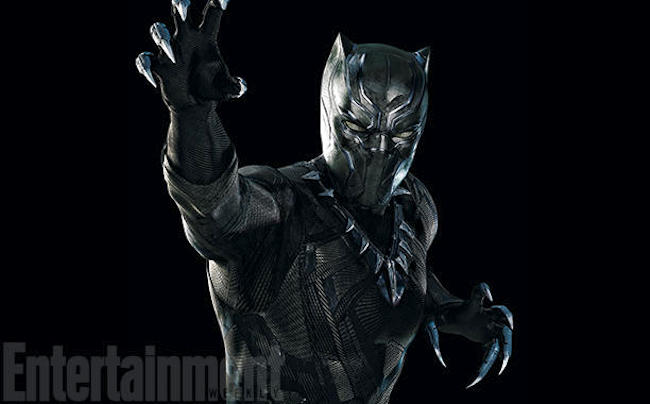 Chadwick boseman as black panther 612x380