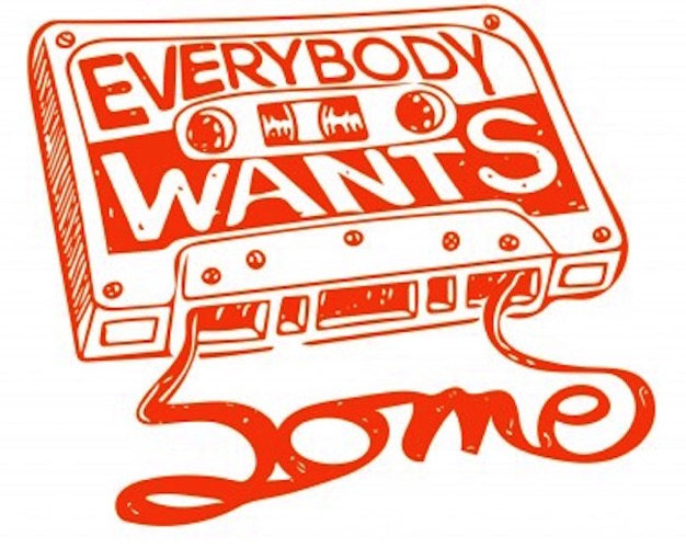 Everybody wants some poster 384x600