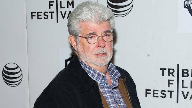 ジョージ・ルーカス、『スターウォーズ/フォースの覚醒』の完成披露試写で「最高だった」とコメント