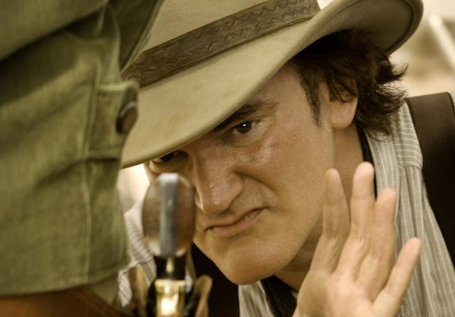 Q・タランティーノ監督の2015年のベスト映画は『マッドマックス/怒りのデス・ロード』!